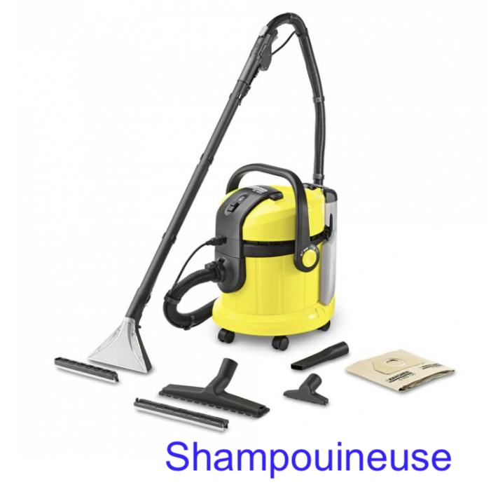 shampouineuse