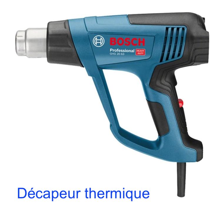 Décapeur thermique